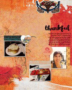 Using Enchanting Thanksgiving Bundle