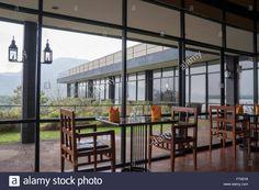 Guest lounge at the Heritance Kandalama Hotel, Dambulla, Sri Lanka Stock Photo Sri Lanka, Medicine, Tropical, Lounge, Stock Photos, Image, Airport Lounge, Drawing Rooms, Lounges