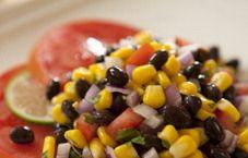 Black Bean Salad (or Salsa)