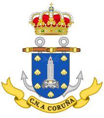 Anexo:Escudos y emblemas de las Fuerzas Armadas de España - Wikipedia, la enciclopedia libre Coat Of Arms, Spanish, Disney Characters, Fictional Characters, Candles, Navy, Coats, Hale Navy, Wraps