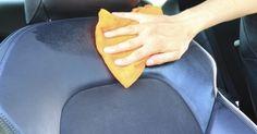 Como tirar manchas do banco do carro: blogueira dá dica caseira que é infalível | VC BELA