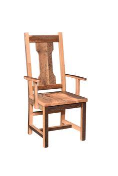 Havana Reclaimed Wood Dining Chair