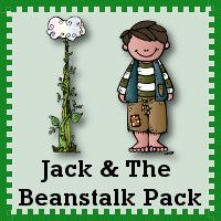 Free Jack & The Beanstalk Pack - Over 65 pages of activities plus a Tot Pack - For ages 2 to 8 - 3Dinosaurs.com