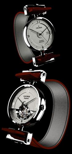 Accessories Cacheux Elephant Automatic Watch from http://watchestalk.ru/obzor-chasov-cacheux-elephant-automatic/