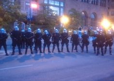Collateral Damage in the War on Protesters: Neighbors of the NATO3 Cuffed, Held at Gunpoint