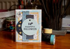 Happy Halloween *New BasicGrey Persimmon line* by Marinette at @Studio_Calico