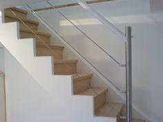 Escalier en bois peint sur pinterest escalier relooking escalier r novation et relooking d for Photo escalier bois peint blanc