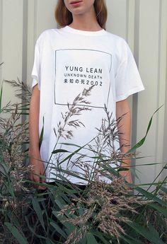 Yung Lean Unknown Death 2002