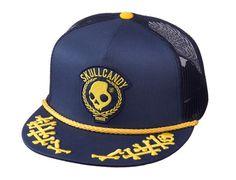Skullcandy-SS-CANDY-TRUCKER-CAP Snapback Cap 1bc982d04c0c