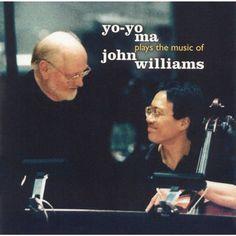 Yo-Yo Ma - Yo-Yo Ma plays the Music of John Williams (CD)
