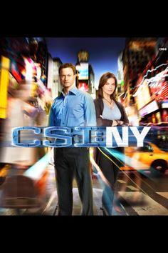 CSI: NY (2004) Starring: Gary Sinise, Carmine Giovinazzo, Eddie Cahill, Anna Belknap, A.J. Buckley, Robert Joy, Harper Hill, Sela Ward, Melina Kanakaredes