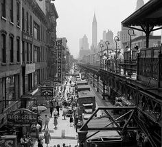 Old Pictures Of New York City : Photo