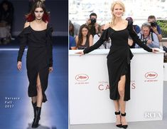 Nicole Kidman In Versace – 'Top Of The Lake: China Girl' Cannes Film Festival Photocall