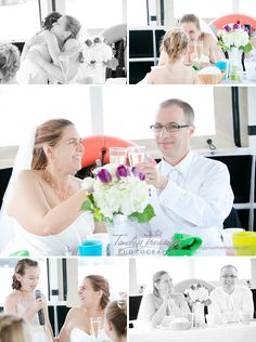 A couple toasts on the lake. A wedding on the Seneca Legacy in Watkins Glen New York | All Images Copyright © 2014 Timeless Treasures Photography | www.savingyourmemories.com