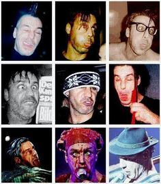 Till's funny faces ;)