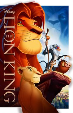 The Lion King--Ah yes the past can hurt. But the way I see it, you can either run from it or learn from it.