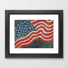 Glory Framed Art Print by WinchesterWendy - $33.00