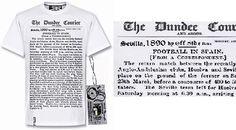 Tshirt Sevilla 1890 - Nacio el futbol en españa