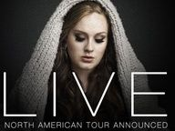 Adele Adele Adele Adele Adele....she is my favorite female artist and I think she is beautiful!!! If she comes to the Fabulous Fox I will be there!!