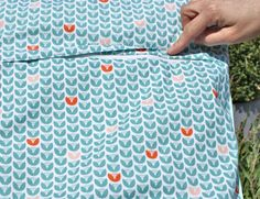 Trendy Bag Description Cushion cover with hidden zip sou … - Womens Bags Techniques Couture, Sewing Techniques, Costumes Couture, Bags 2017, Couture Sewing, Sewing Hacks, Sewing Diy, Sewing Ideas, Easy Diy