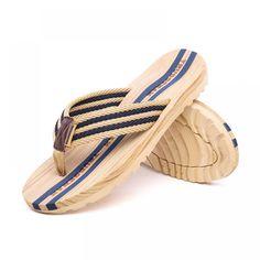 2017 High Quality Men lover Slides Flip Flops Lightweight Male Sandals Summer Beach Shoes chinelo masculino plus size Slide Flip Flops, Women Slides, Vegan Shoes, Beach Shoes, Men S Shoes, Summer Beach, Espadrilles, Male Sandals, Comfy