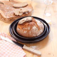 """Patentierte Backschale """"Bread & Cake""""."""