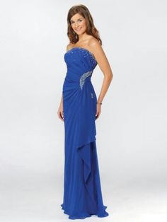 this one is pretty but needs- straps + a different color...preferably both.