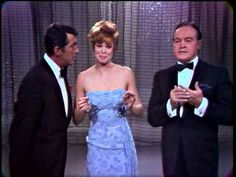 Dean Martin, Bob Hope & Juliet Prowse - The French Lesson/Brush Up Your ...