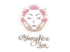 Création d'un logo pour une Esthéticienne exerçant à domicile ! Rendez-vous sur le blog pour plus de détails !