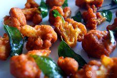 Gobi 65 - Indian spiced fried cauliflower