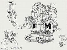 Jupiter King concept - Game: Metal Slug 3
