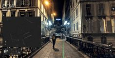 """It's a guided night-time tour of Marseille, and quite apart from the excellent sound-track, it has a lot of lovely little features. 