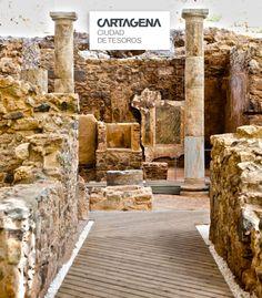 #Cartagena, ciudad de tesoros ¿Cuál es el tuyo?  #Cartagena, city of treasures, what´s yours? #fiturinspiration #Fitur2014 http://www.murciaturistica.es/es/turismo.fitur_2014?utm_source=Pinterest&utm_medium=Redes%20Sociales&utm_campaign=Cartagena%20ciudad%20de%20tesoros