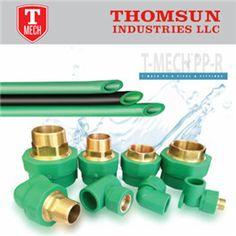 T-Mech ppr pipes supplier