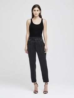 Madaline Pant Black Pants, All Things, Attitude, Ready To Wear, Jumpsuit, Lifestyle, Denim, How To Wear, Clothes
