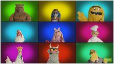 Muppets sing the ori