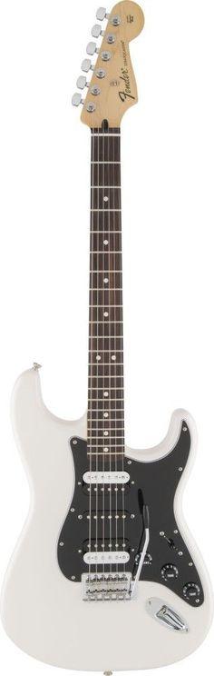 Fender Standard Stratocaster HSH in Olympic White