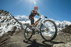Endurance racing in Nepal - YakAttack images http://www.pinkbike.com/news/yakattack-global-races-2015.html