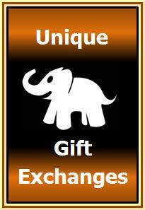 White elephant gift exchange idea headquarters |AlbinoPhant