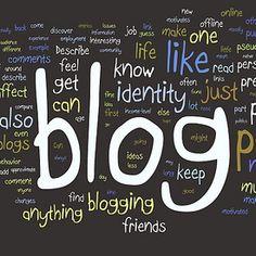 Why Do You Blog?