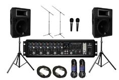 Public Address System for sound projection