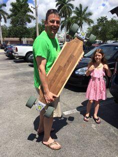 DonkBoard Croozer!  www.DonkBoard.com  #Beast #longboard #Skateboard #AlwaysDoItBIG