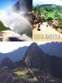 Experience South America on Instagram. Get inspiration to plan that first or next trip.
