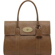 MULBERRY - Bayswater natural leather handbag | selfridges.com