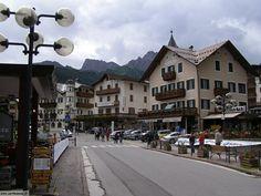 SAN MARTINO DI CASTROZZA - Trento, Italy with #bellitalia benches