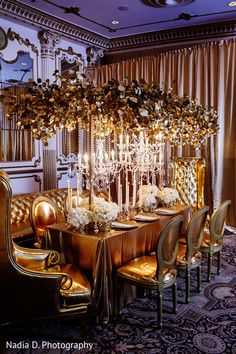 floral and decor http://maharaniweddings.com/gallery/photo/19511