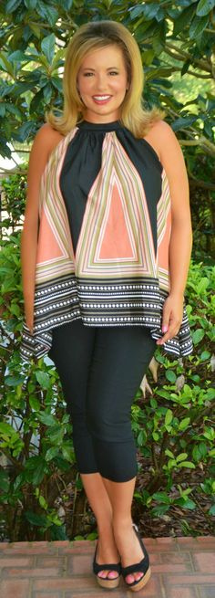 Once In A Lifetime Top - Perfectly Priscilla Boutique