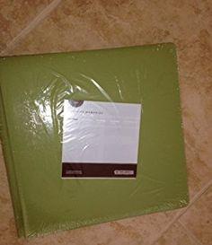 Creative Memories 12×12 12 X 12 Rare Album Coverset Moss Green Review