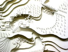 Landscape Architecture Concept Model  #conceptualarchitecturalmodels Pinned by www.modlar.com