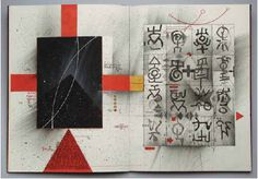 BOOKTRYST: Line of Sight: Book Artist Timothy C. Ely Exhibits at Museum of Arts & Culture